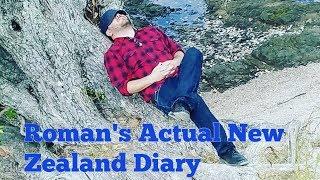 Roman'S Actual New Zealand Diary