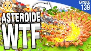 J'AI EXPLORÉ  UN ASTÉROÏDE ET... | Minecraft Moddé S4 | Episode 139