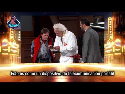 Marty McFly y Doc Brown Subtitulado