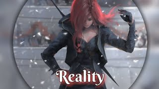 [nightcore] Barren Gate - Reality (ft. Glasscat)