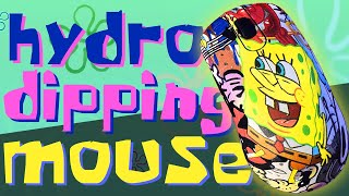 Hydro-dipping your own Gaming Mouse!