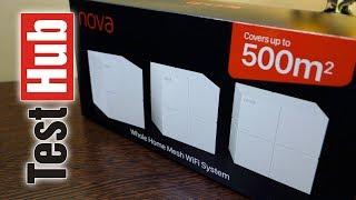 Tenda Nova - Pełny zasięg WiFi w dużym domu