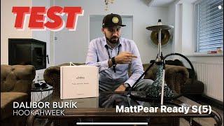 Review Sessions - Test Vodní Dýmky MattPear Ready S (5)