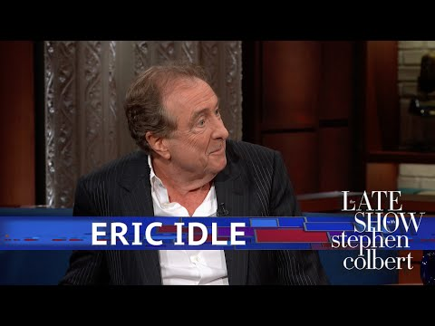 Eric Idle Partied With The Original 'Star Wars' Cast