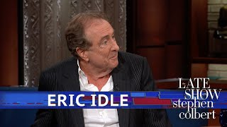 Eric Idle Partied With The Original 39 Star Wars 39 Cast