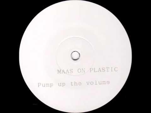 Maas On Plastic - Untitled (A)