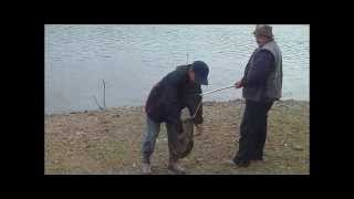 FISHING AND RECREATION River Vuoksi ..РИБАЛКА І ВІДПОЧИНОК на річці ВУОКСА wmv..