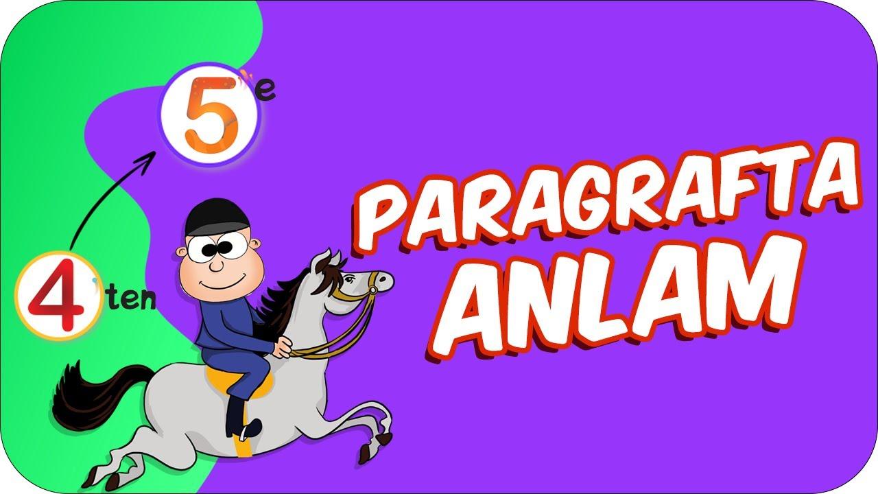Paragrafta Anlam | Kamp2020