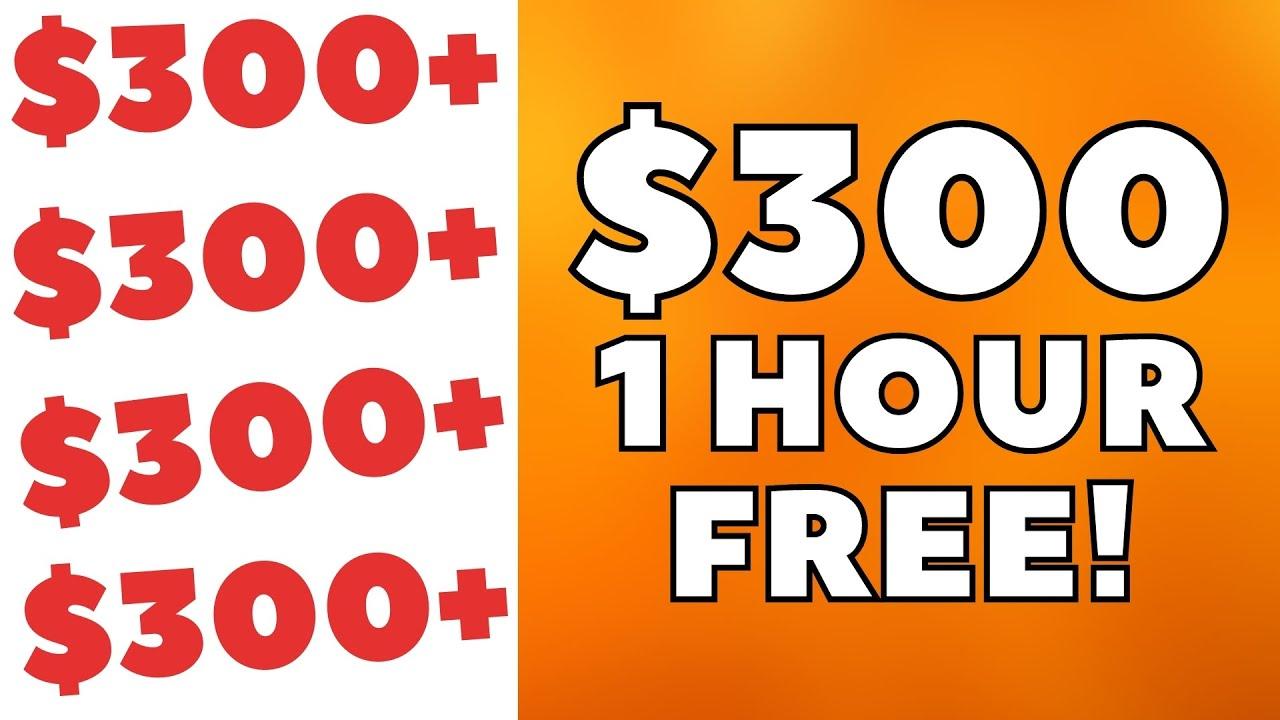 Earn $300 Downloading Free Files - Make Money Online 2021