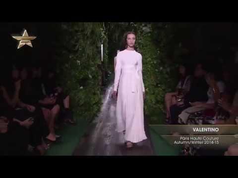 Valentino | Paris Haute Couture Otoño Invierno 2014