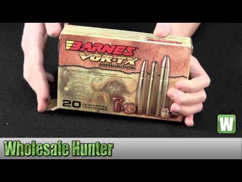 Barnes Bullets 458 Winchester Magnum 450gr TSX-FB Per 20 22022 Unboxing