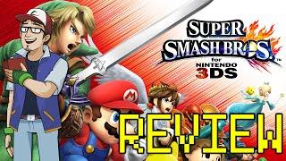 Smash Bros. For Nintendo 3DS Review