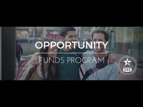 Презентація програми Opportunity Funds