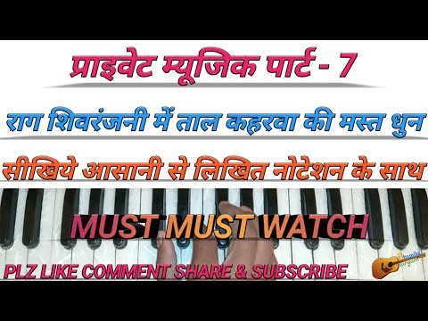 MUSIC PART FOR LIVE || PRIVATE MUSIC PART - 7 || HARMONIUM TUTORIAL BY LOKESH GOPAL || thumbnail