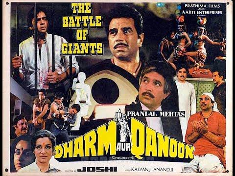 Download DHARM AUR QANOON | FULL HINDI MOVIE | RAJESH KHANNA DHARMENDRA VINOD MEHRA JAYA PRADA & ASHA PAREKH