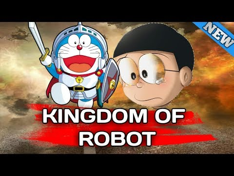 News - Doraemon The Movie Nobita And The Kingdom Of Robot Singham Coming Soon