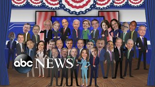 The Year 2019: Kicking the 2020 presidential race into high gear   ABC News