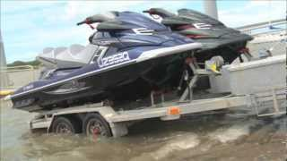 PWC TV - Yamaha FX SHO and Cruiser review