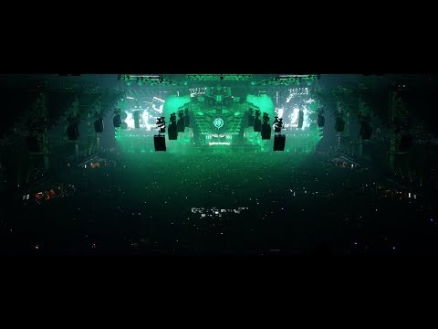 Hard Bass 2018 | Team Green live set by Spirit of Hardstyle
