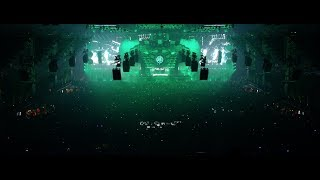 hard bass 2018 team green live set by spirit of hardstyle