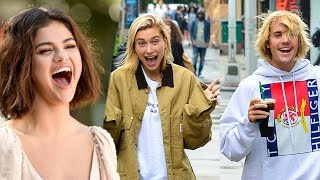 Selena Gomez FINALLY REACTS To Justin Bieber & Hailey Baldwin Romance!