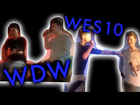 WHY DONT WE BEFORE THEY BECAME FAMOUS AND WES10 GETS ROASTED | impact tour