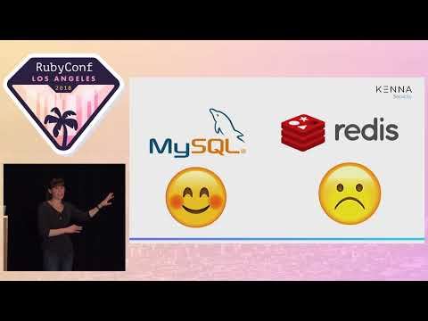 RubyConf 2018 - Cache is King: Get the Most Bang for Your Buck From Ruby by Molly Struve