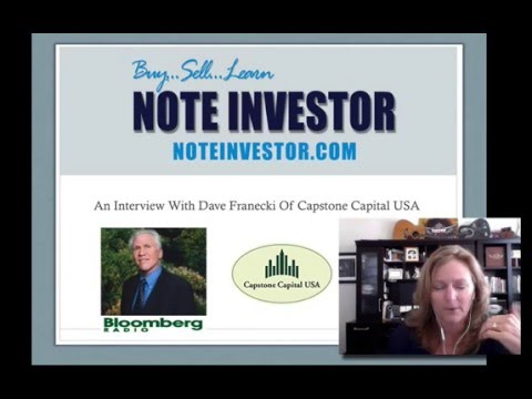 Note Investor Interiew With Capstone Capital