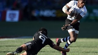2015 Dubai 7s Semis Fiji Vs NZ