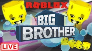 ROBLOX BIG BROTHER WITH SPENGY!