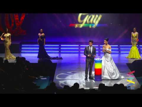 Ms  Gay Manila Top 15 Q&A Portion