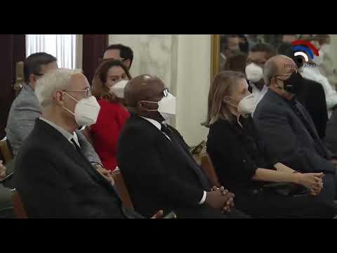 Sobre declaración conjunta de la reunión entre Luis Abinader y el República  de Haití, Jovenel Moise - YouTube