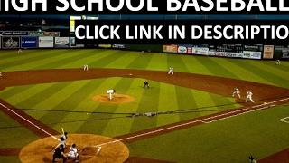 DuPont vs Concord Baseball High School LIVE 🔴 Stream