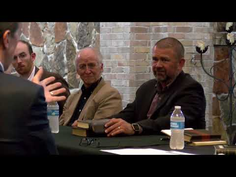 Joy in This World Panel Discussion: Piper, Storms, Rigney, & Borgman