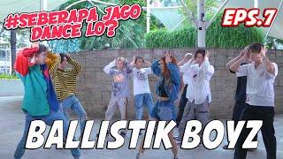 Download lagu BOYBAND JEPANG NARI POCO-POCO! NATYA & RENDY DITANTANGIN BALIK! | #SeberapaJagoDanceLo eps.7