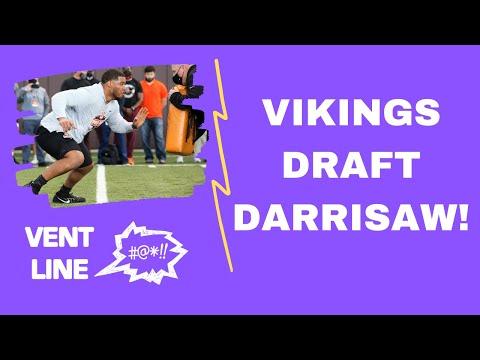 Minnesota Vikings NFL Draft watchalong – VENT Line on Purple Daily