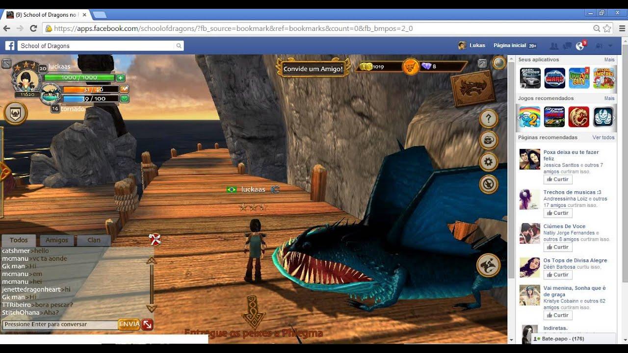 como voar com o thunderdrum no jogo school of dragons ...