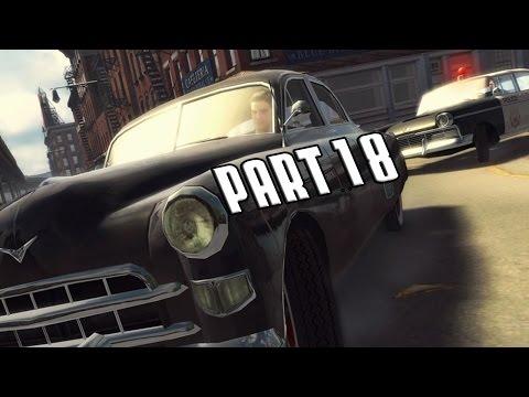 Mafia II Walkthrough Gameplay - Part 18 - Goodbye Friend - Chapter 13 (PC, PS3, XBOX 360)