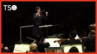Jordan Pal: Fallen: Sesquie for Canada's 150th / Tania Miller · Toronto Symphony Orchestra