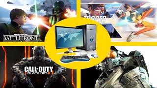 Requisitos Mínimos de Overwatch, Call Of Duty, GTA 5   ¿Puedo Jugar en mi PC?