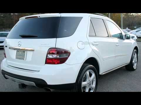Used 2008 Mercedes Benz M Class Ml320cdi Suv For Sale