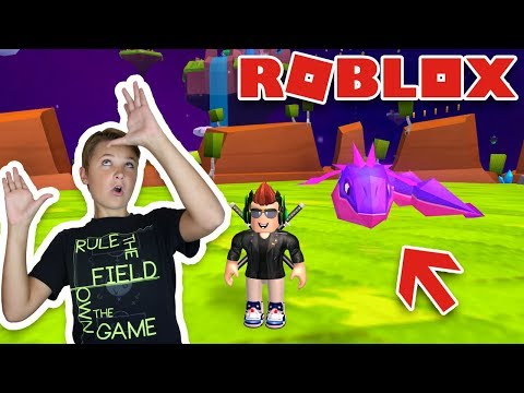 I HAVE MY OWN DRAGON in ROBLOX AND I CAN RIDE IT! (DRAGON RIDERS)