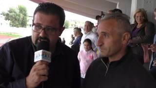 AFRAGOLESE DON GUANELLA INTERVISTE FINE PRIMO TEMPO