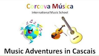 Corcova Música - International Music Scool - Cascais