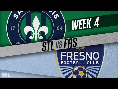 Saint Louis FC vs Fresno FC: April 7, 2018