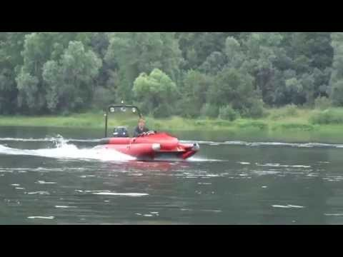 Mоторная лодка -