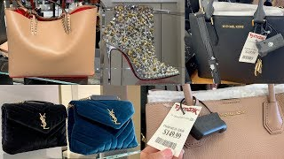 Shop with me at  NORDSTROM and TJMAXX Designer Bags (See the price difference  )