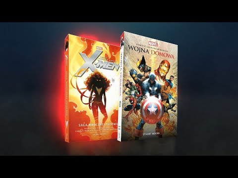 Oficjalne powieści Uniwersum Marvela | Stuart Moore
