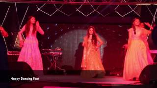 Bride Solo | Happy Dancing Feet | Afreen Afreen | Chaudhary | Moh Moh Ke Dhaage | Bollywood