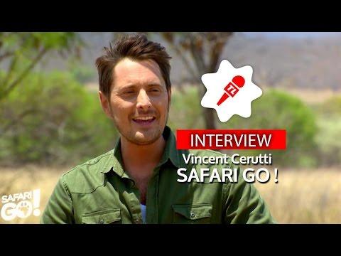 """[Interview] Vincent Cerutti sur Safari Go ! (Gulli) : """"Le terrain était hostile"""""""
